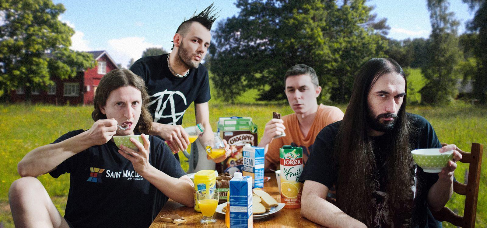 Ultra vomit verycords indie records label